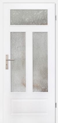 PRÜM-Tür CLASSIC CKL1/3 WEISSLACK