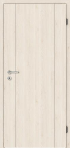 PRÜM-Tür INTARSIA 1/FL CPL-TOUCH-OAK-WHITE