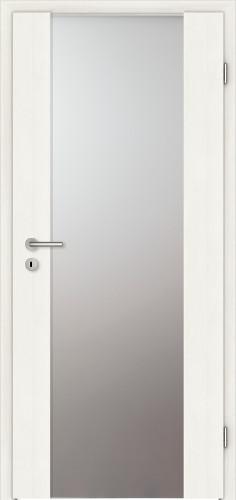 PRÜM-Tür INTARSIA 1/LA CPL-TOUCH-WHITELINE