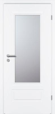 PRÜM-Tür MODENA ML2/1 WEISSLACK