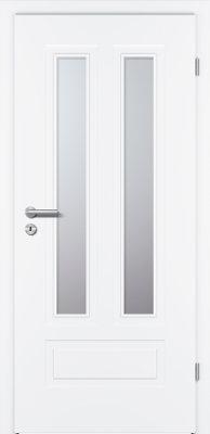 PRÜM-Tür MODENA ML3/2 WEISSLACK