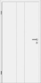 PRÜM-Tür ROYAL 232-WL WEISSLACK
