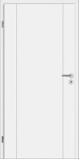 PRÜM-Tür ROYAL 234-WL WEISSLACK