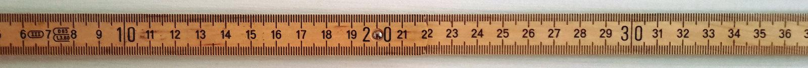 DIN-Maße für Zimmertüren